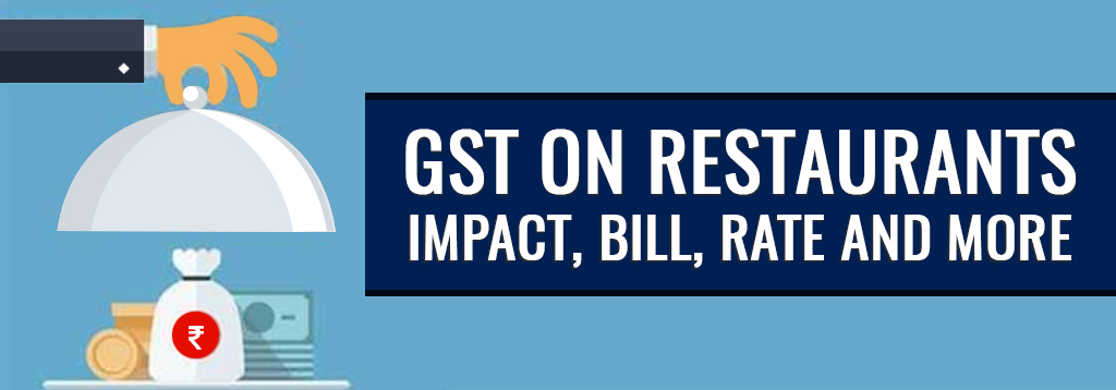 GST on Restaurants